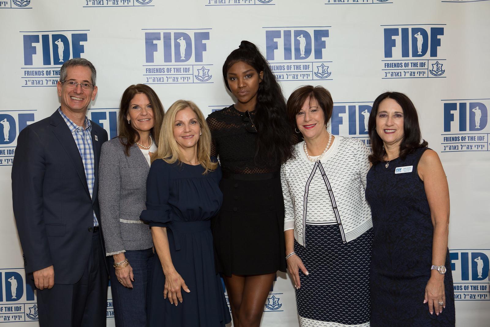2018 FIDF Michigan Women of Valor Luncheon