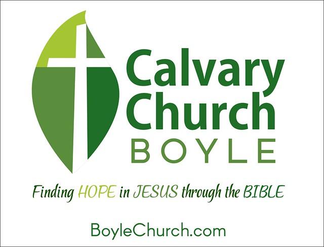 Calvary Church Boyle