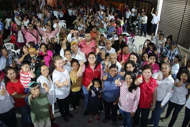 Lupita Vargas El Encinal y Tezontles