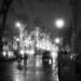 Evening Street Moment