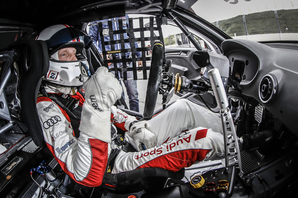 VAN ORANJE Bernhard (ned), Audi RS3 LMS, Bas Koeten Racing, portrait during the 2018 FIA WTCR World Touring Car cup of Zandvoort, Netherlands from May 19 to 21 - Photo Francois Flamand / DPPI