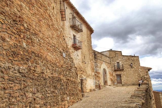 Culla. Castellon, Spain