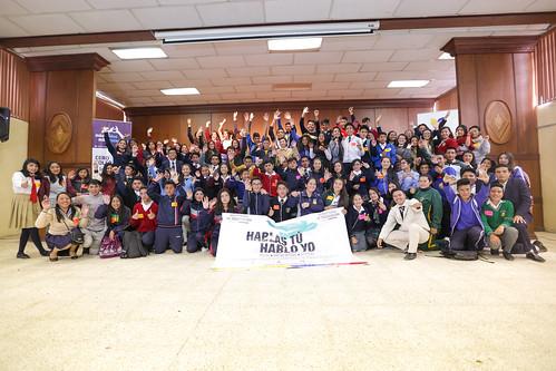 Hablas Tú, Hablo Yo - Encuentro Tungurahua