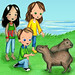 Capybaras from Molly Goes to Rio de Janeiro