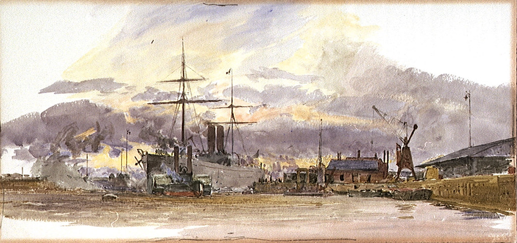 Tilbury (circa 1890)