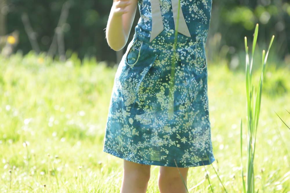 563-10 Antoinette jurk Khadetjes