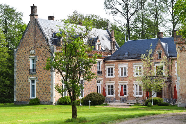 Château les Muids, Loire Valley #loire #france #travel