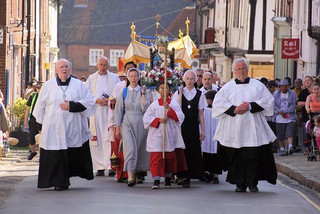 East Anglia Walsingham Pilgrimage