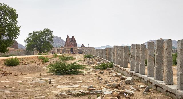 Vittala Temple bazaar