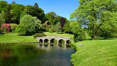 Stourhead gardens May 2018