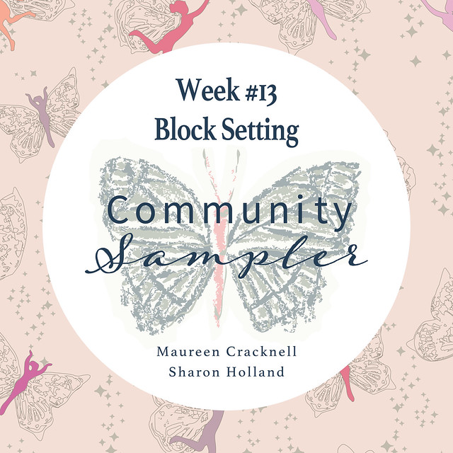 Community Sampler Week No. 13