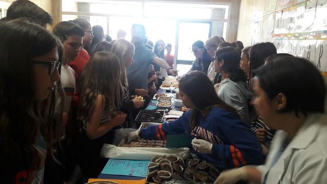 Almuerzo Solidario en la ESO - 2018