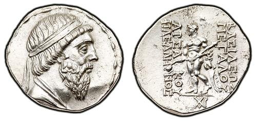 Parthian Tetradrachm