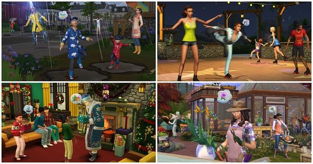 Pequenas Informações sobre o The Sims 4 Estações