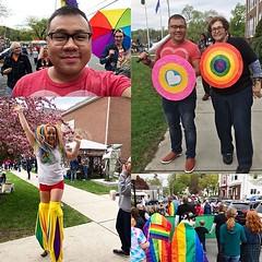 Happy BethelPride!#BethelCTPride #BethelPride #lgbt #lgbt:yellow_heart::blue_heart::blue_heart:️:rainbow::heartpulse: #lgbtq #lgbtpride