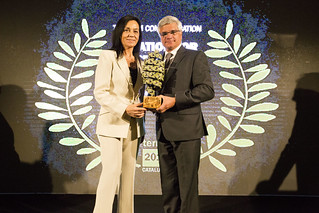 Premiación International Eco & Travel Film Festival Terres Catalunya 2018