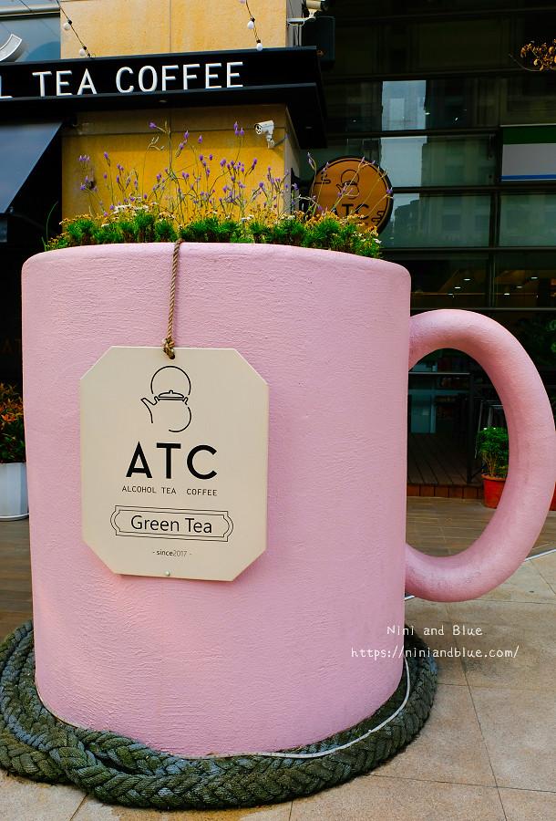 台中不限時咖啡 ATC  MENU 菜單07