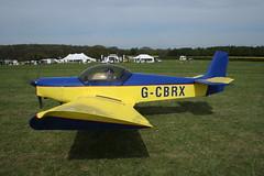 G-CBRX Zenair CH601 (PFA 162A-13833) Popham 040514