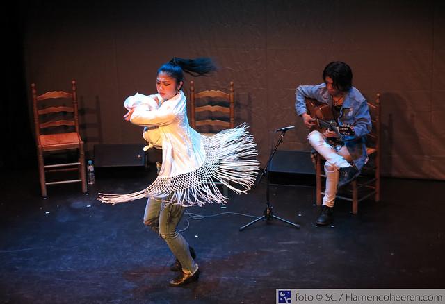 Acto Oficial 150 Años España-Flamenco-Japón en la Fundación Cristina Heeren
