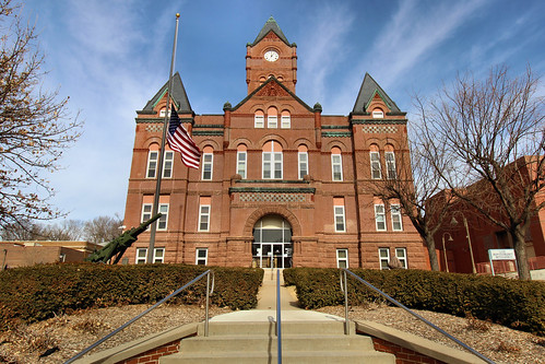 Cass County Courthouse - Plattsmouth, NE