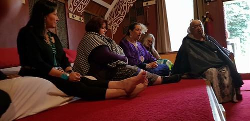 Meeting at Marae