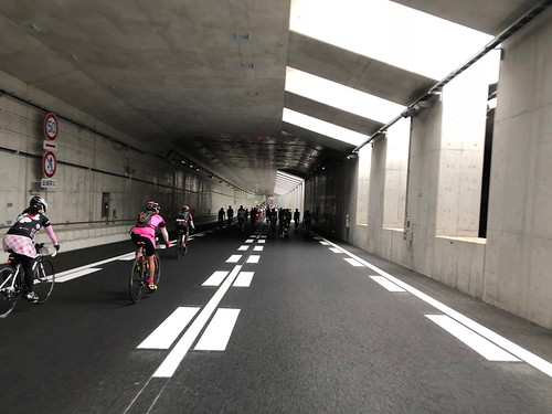 外環サイクリング
