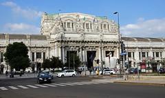 Train Station in Milano