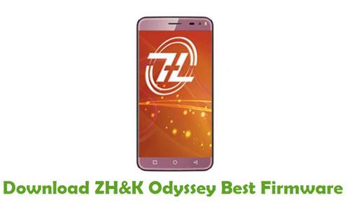 ZH&K Odyssey Best Firmware