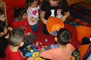 Cat in the Hat Family and Community Learning-FACES at Cortez ES