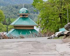 Helmet mosque