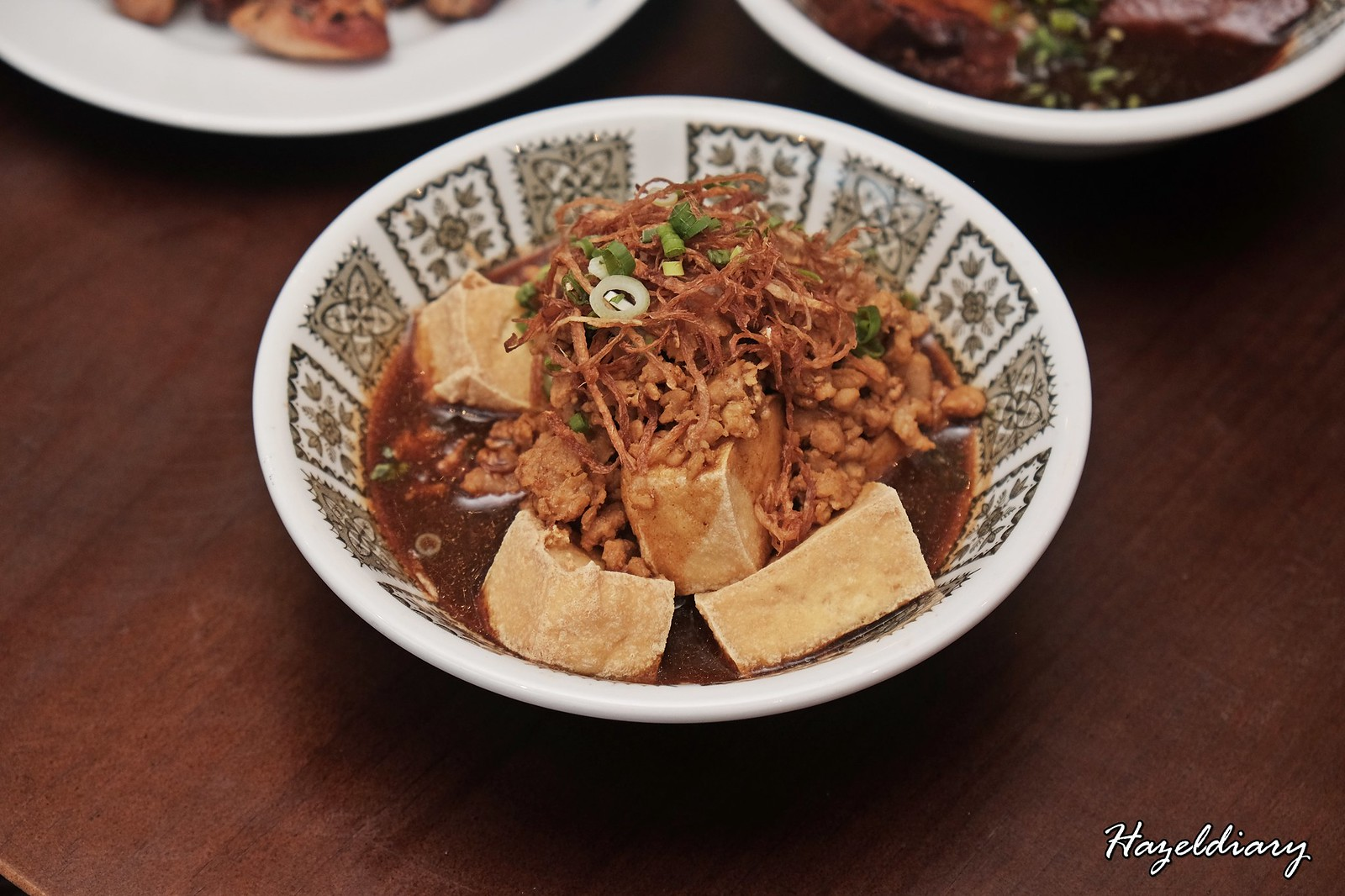 The Salted Plum Circular Road-Tau Kwa Century Egg Minced Pork