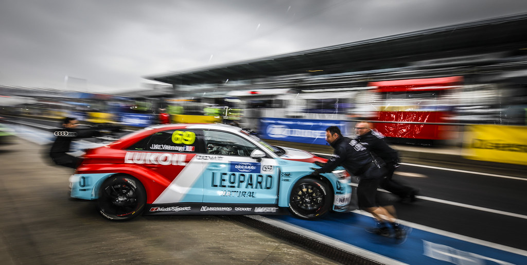 69 VERNAY Jean-Karl (FRA), Audi Sport Leopard Lukoil Team, Audi RS3 LMS, action during the 2018 FIA WTCR World Touring Car cup of Nurburgring, Germany from May 10 to 12 - Photo Francois Flamand / DPPI