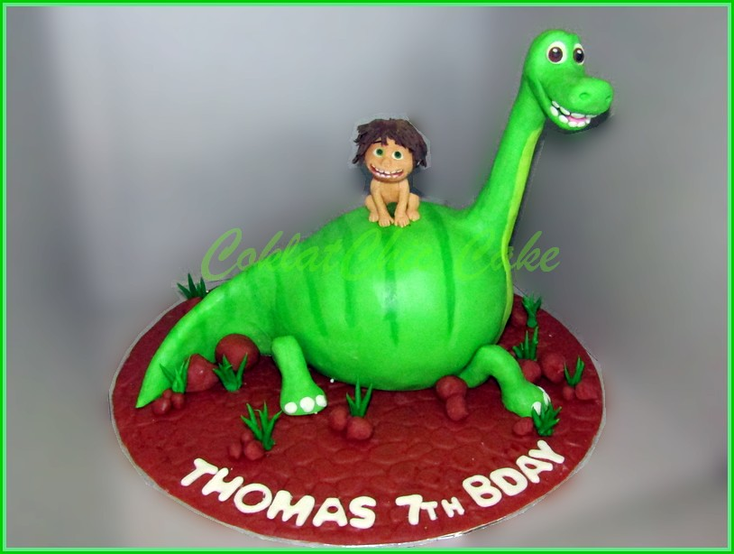 Cake Good Dino THOMAS 18 cm