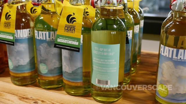 Saskatoon/Crossmount Cider Company