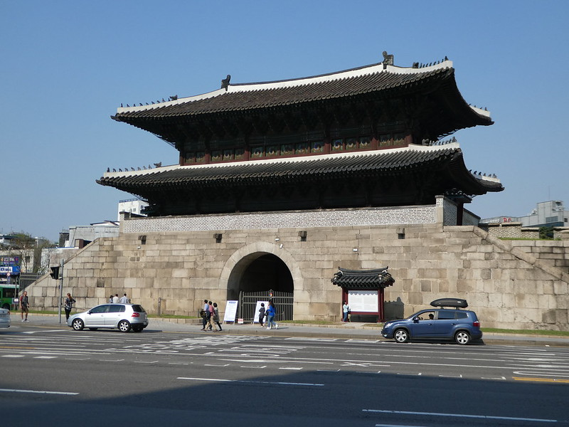 Dongdaemun City Gate, Seoul