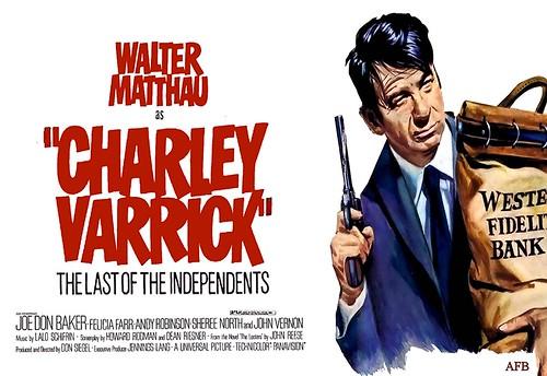 Charley Varrick - Poster 1