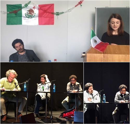Presentación de Juan Pablo Villalobos, Premio Herralde de novela 2016 en Fráncfort y Tréveris