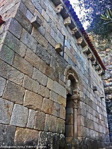 Igreja de São Pedro das Águias - Portugal 🇵🇹