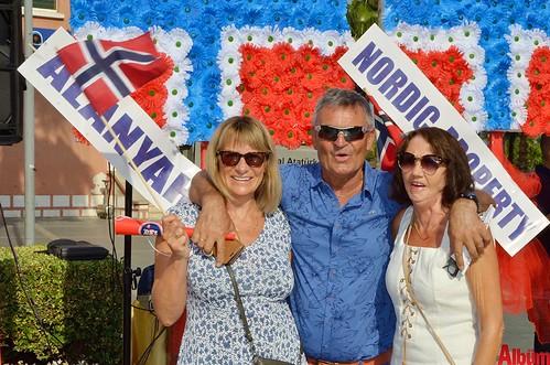 Alanya'da 'Norveç Milli Günü' kutlandı