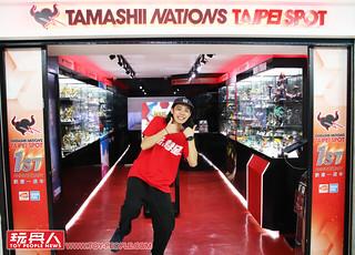 ★得獎名單公布★玩具探險隊【TAMASHII NATIONS TAIPEI SPOT】開幕一週年慶祝活動搶先報!!