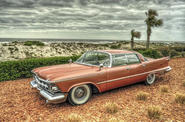 1959 Chrysler Imperial Crown Sedan
