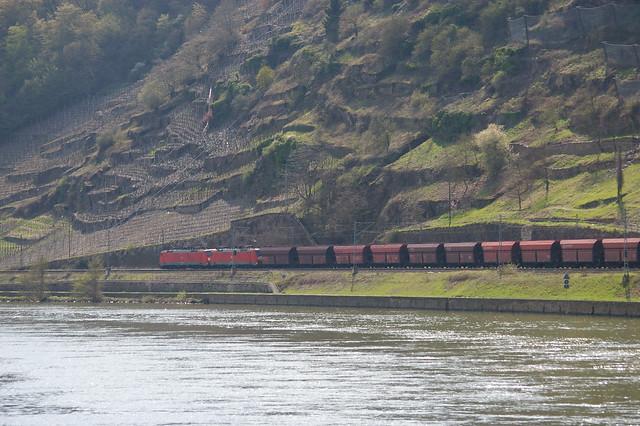 Coal train in the, Pentax K100D SUPER, smc PENTAX-DA 50-200mm F4-5.6 ED WR