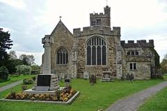 Biddenden, Kent, All Saints Church