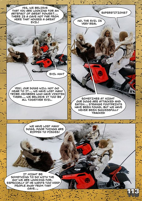 Bamcomix - An old face returns - Chapter Seven - What Lies Beneath The Ice? 41740021862_eed2db3d49_z
