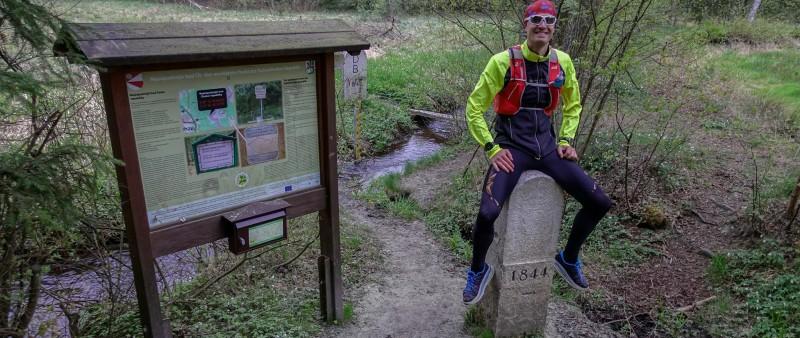 Dvořák zahájil druhý pokus o 600 km dlouhý běh ze západu na východ republiky