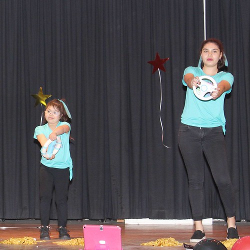 The Nativity School, El Monte, talent show
