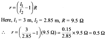 NEET AIPMT Physics Chapter Wise Solutions - Current Electricity explanation 9