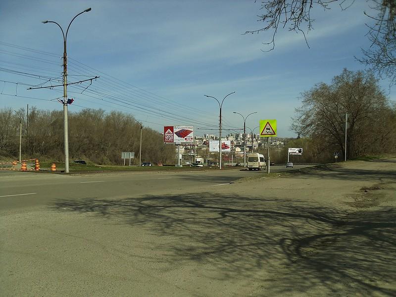 Барнаул, улица Аванесова.