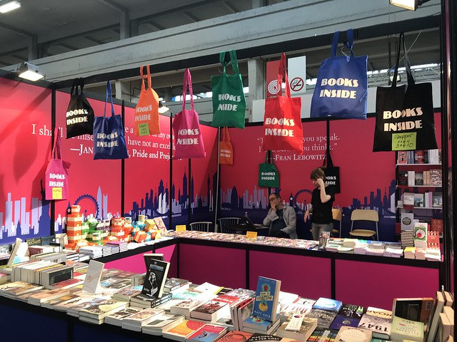 Tote Bags - Books inside