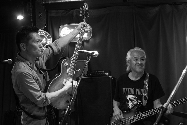 T.G.I.F. blues session at Terraplane, Tokyo, 11 May 2018 -00165